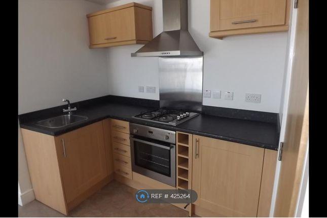Thumbnail Flat to rent in Burnaby Court, Alvaston, Derby