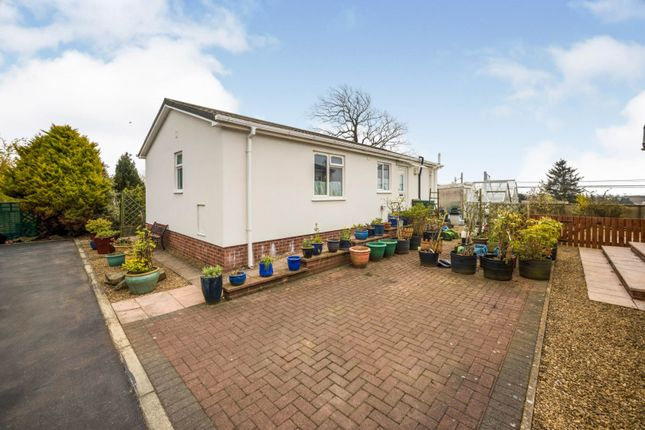 Thumbnail Mobile/park home for sale in Kirkpatrick Fleming, Lockerbie