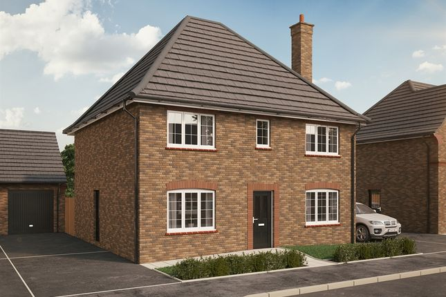 """Thumbnail Detached house for sale in """"The Marston"""" at Park Crescent, Stewartby, Bedford"""