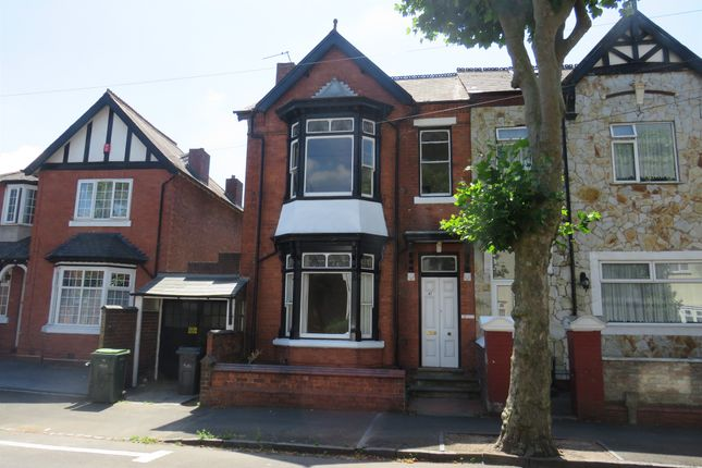 Thumbnail End terrace house for sale in Herbert Street, West Bromwich