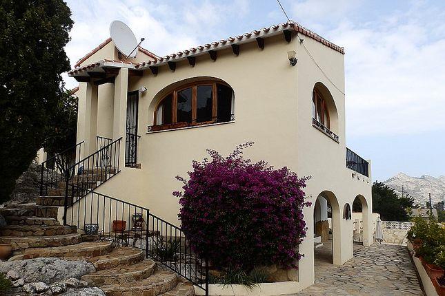 3 bed villa for sale in Tormos, Alicante, Spain