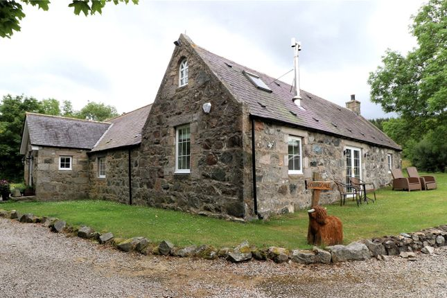 Thumbnail Detached house to rent in Cobrigdale, Premnay, Insch
