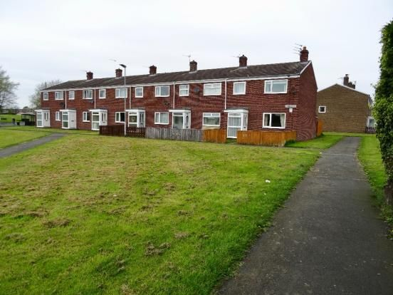 Thumbnail Terraced house for sale in Alder Wood, Ashington