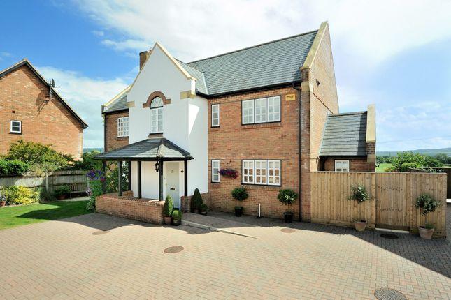 Thumbnail Detached house for sale in Woodlands, Hazelbury Bryan, Sturminster Newton