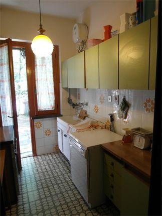 Kitchen of Il Boschetto, Anghiari, Arezzo, Tuscany, Italy