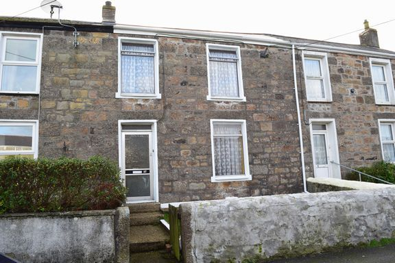 Thumbnail Terraced house for sale in Pendarves Street, Troon, Camborne