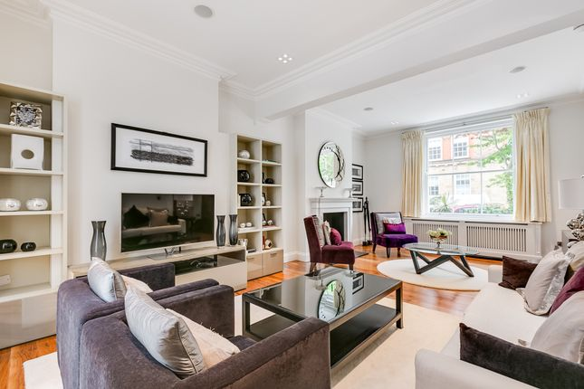 Thumbnail Terraced house to rent in Sheffield Terrace, London