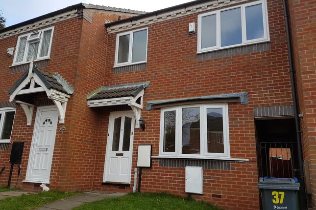 Thumbnail Property to rent in Mistletoe Drive, Walsall