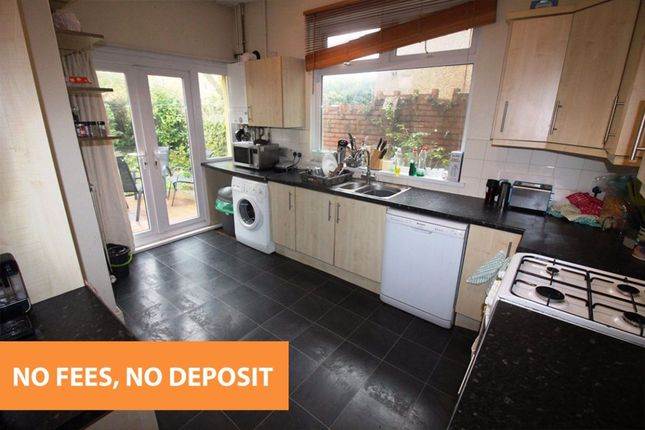 4 bed terraced house to rent in Newfoundland Road, Heath, Cardiff CF14