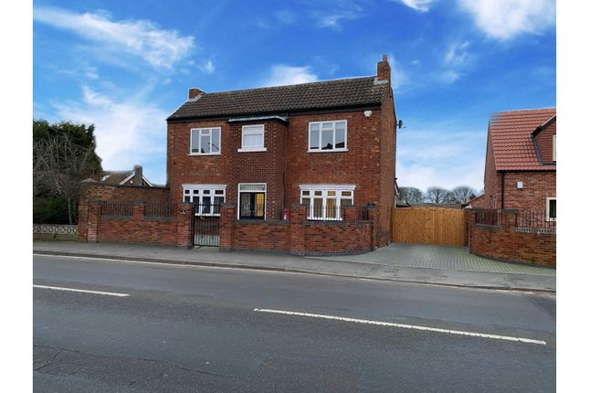 Front View of Great North Road, Retford DN22