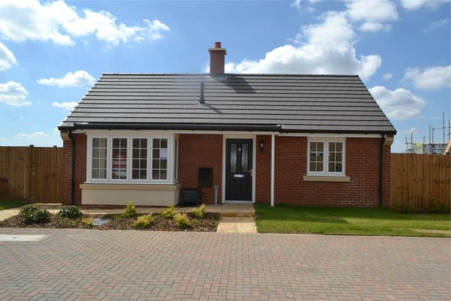 Thumbnail Detached bungalow for sale in Starsmore Fields, Baston, Peterborough, Lincolnshire