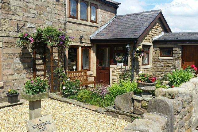 Thumbnail Cottage for sale in Brownhill Row, Colne, Lancashire