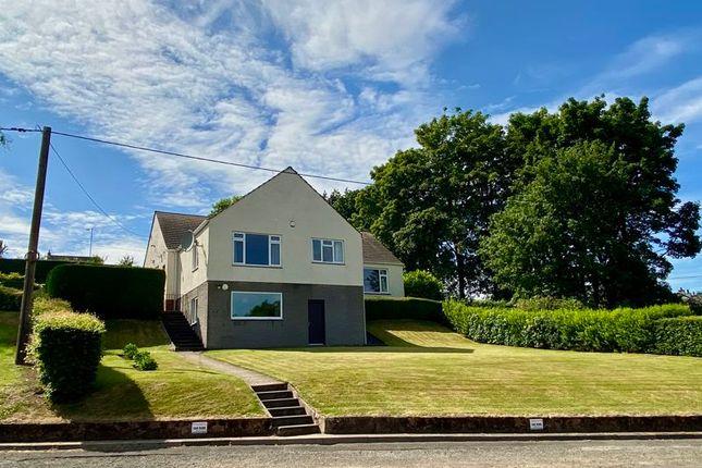 Thumbnail Detached house for sale in Chapelknowe, Canonbie