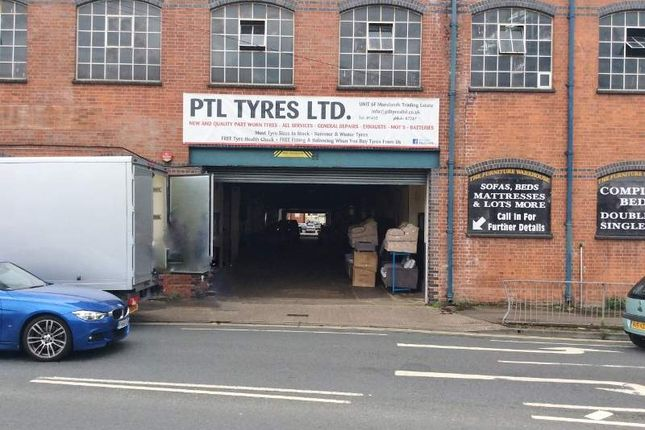 Parking/garage for sale in Unit 6F Morelands Trading Centre, Gloucester