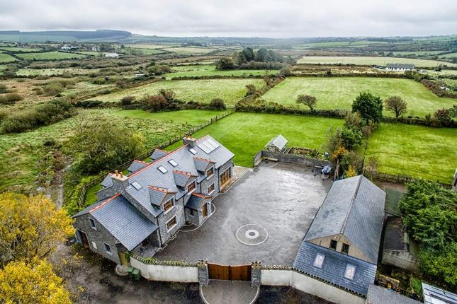 Thumbnail Town house for sale in The Vickerage, Award Winning Eco House, Willow Lane, Eairy, Douglas