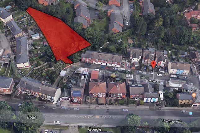 Google Map of Carlton Hill, Carlton, Nottingham NG4