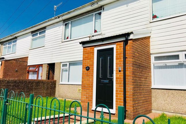 Thumbnail Flat to rent in Glan Y Nant, Rhymney, Tredegar