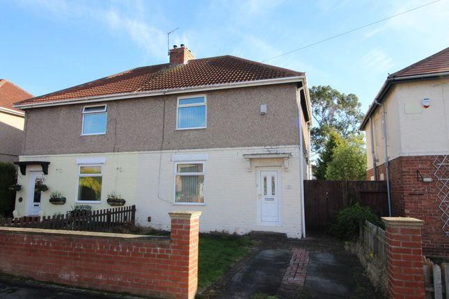Thumbnail Semi-detached house for sale in Hury Road, Norton, Stockton-On-Tees