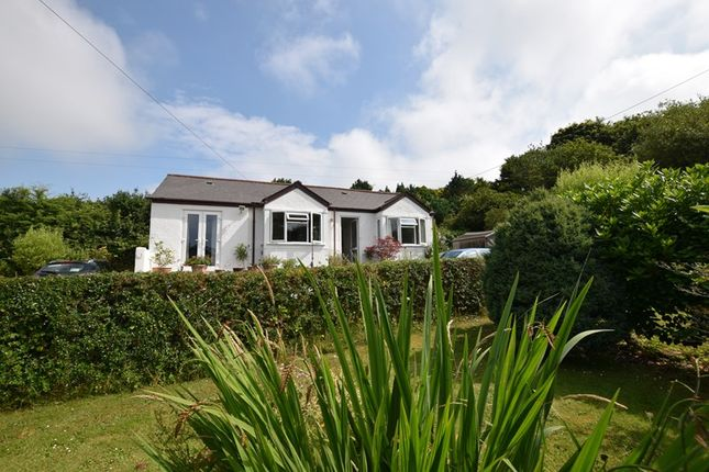 Thumbnail Bungalow for sale in Silverwell, Blackwater, Truro