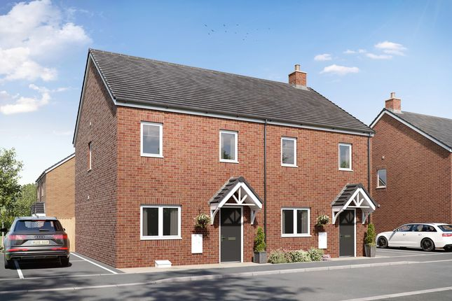 3 bedroom semi-detached house for sale in Newcomen Way, Telford