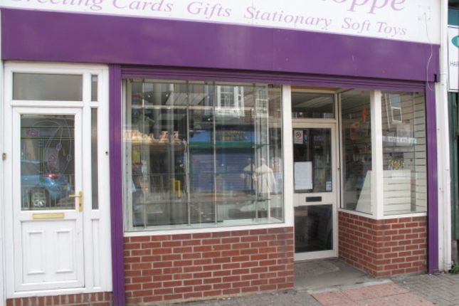 Thumbnail Commercial property for sale in 57-59 Westoe Road, South Shields, Tyne And Wear