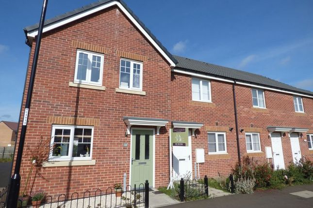 Terraced house for sale in Kingfisher Drive, Easington Lane, Houghton Le Spring