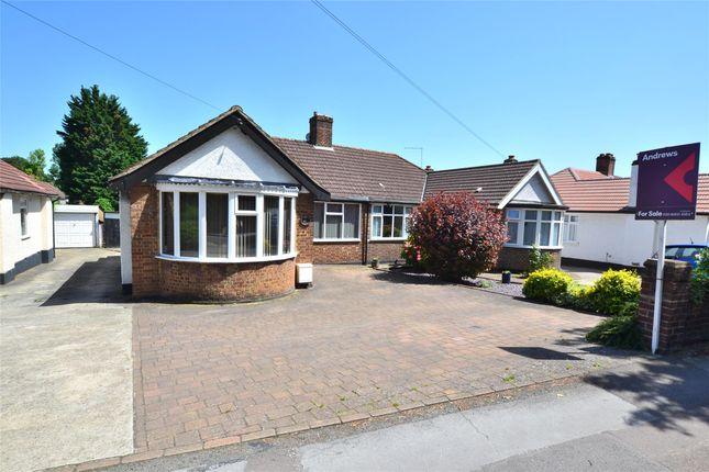 Thumbnail Semi-detached bungalow for sale in Plough Lane, Wallington, Surrey