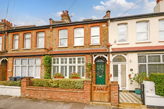 Thumbnail Terraced house for sale in Milner Road, Wimbledon, London