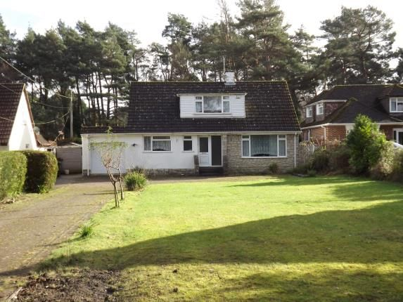 Thumbnail Property for sale in New Road, West Parley, Ferndown
