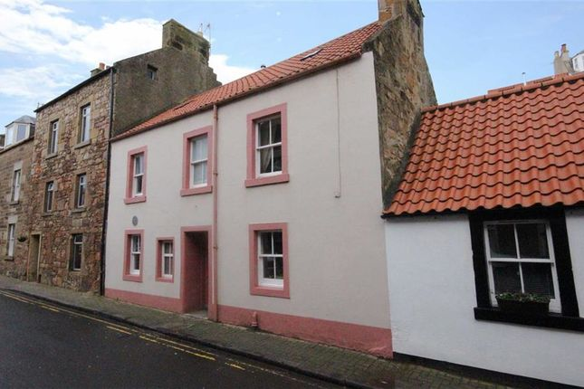 Thumbnail Terraced house for sale in 34, George Street, Cellardyke, Fife