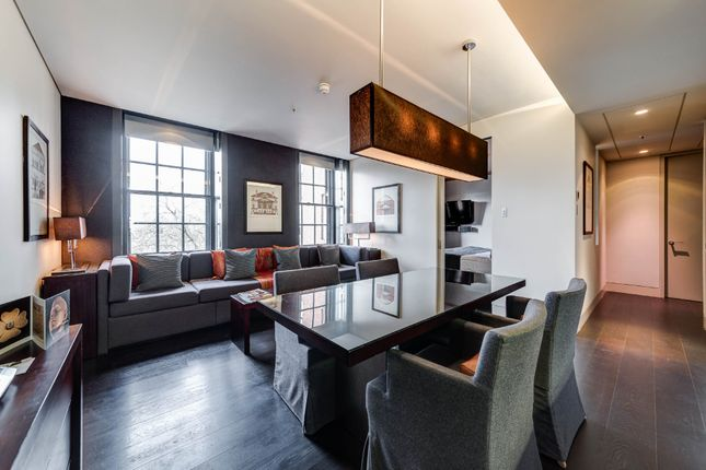 Thumbnail Studio to rent in Grosvenor House Apartments, 86 Park Lane, Mayfair, London