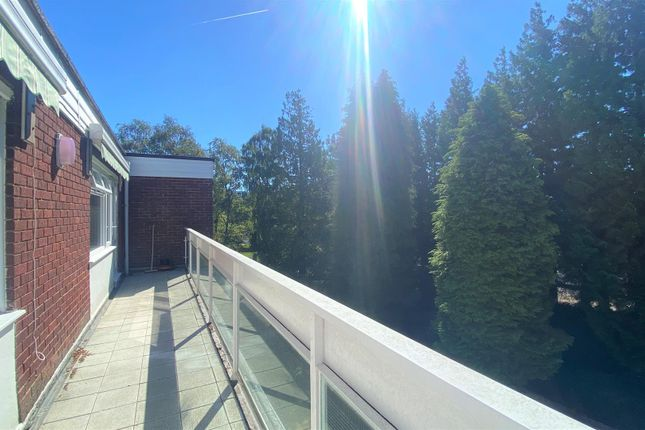 Balcony of Brackens Way, Martello Road South, Canford Cliffs, Poole BH13