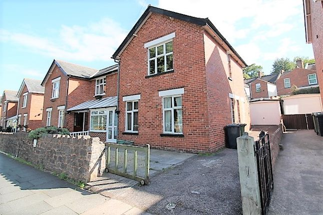 Thumbnail Semi-detached house to rent in Whipton Lane, Exeter