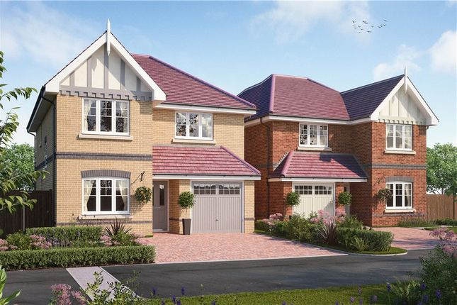 Thumbnail Detached house for sale in Queens Place, Fairfax Close, Caversham