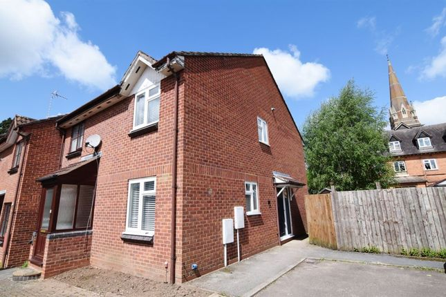Thumbnail Semi-detached house to rent in Hitchman Mews, Leamington Spa
