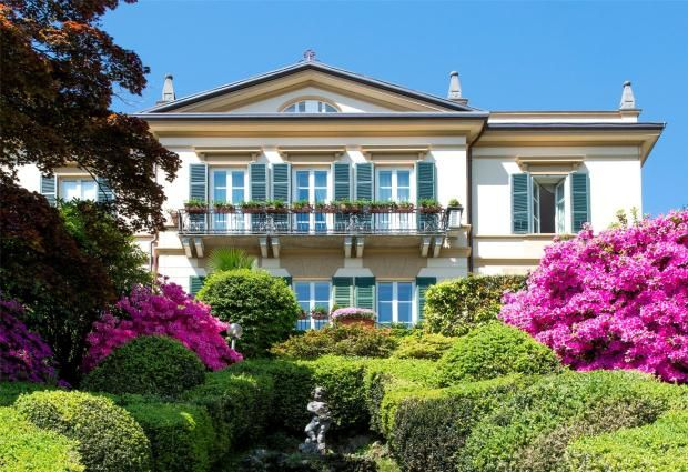 Thumbnail Property for sale in Prestigious Period Villa, Cadenabbia di Griante, Lake Como, Lombardy