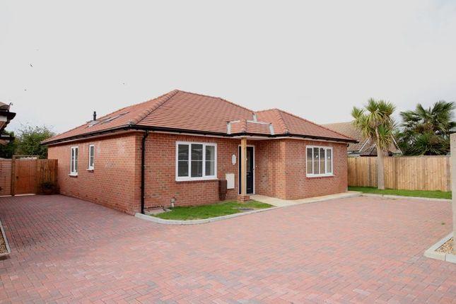 Thumbnail Detached bungalow for sale in Fareham Park Road, Fareham