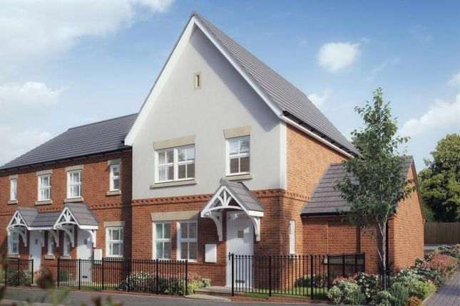 Thumbnail Semi-detached house for sale in High Street, Chasetown
