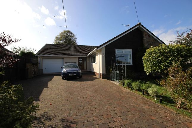 Thumbnail Bungalow for sale in Rippleside Road, Clevedon