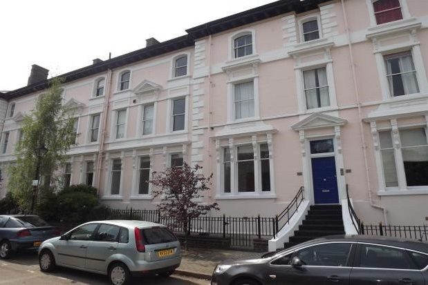 Thumbnail Flat to rent in Princess Road East, Leicester