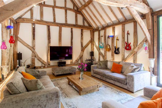 Living Area of Bix, Henley-On-Thames, Oxfordshire RG9