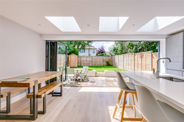 3 bed end terrace house for sale in Nowell Road, Barnes, London SW13