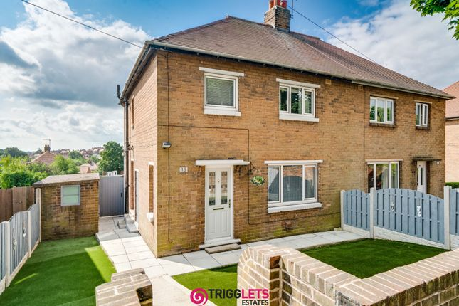 3 bed semi-detached house for sale in Kingswood Crescent, Hoyland, Barnsley S74