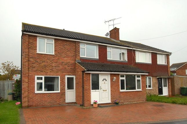 Thumbnail Semi-detached house for sale in Masefield Road, Maldon
