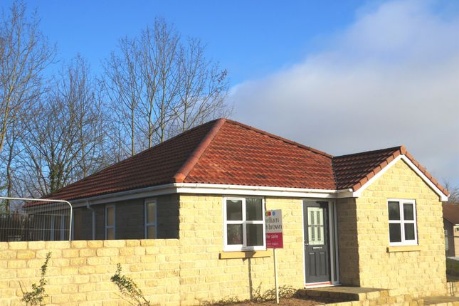 Thumbnail Detached bungalow for sale in Worksop Road, Woodsetts, Worksop