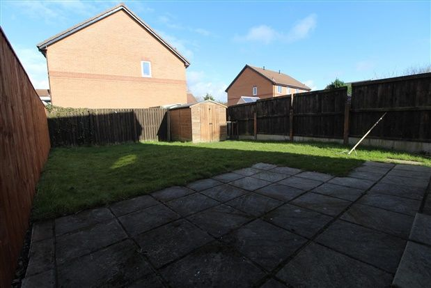 Rear Garden of Croasdale Drive, Thornton Cleveleys FY5