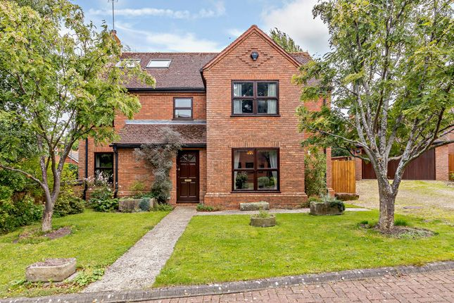 Thumbnail Detached house for sale in Redgrove Park, Cheltenham, Gloucestershire