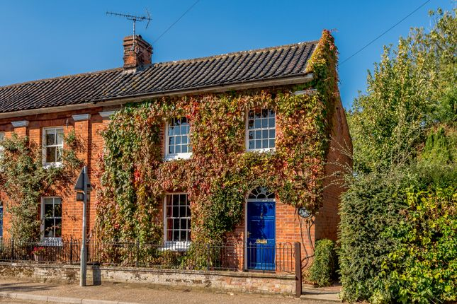 Thumbnail Semi-detached house for sale in Station Road, Foulsham