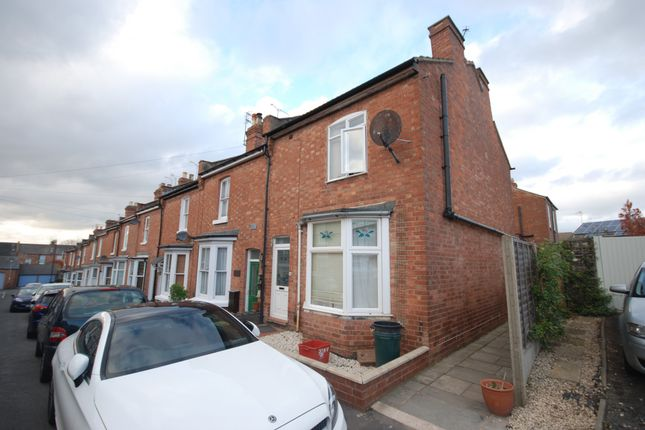 Thumbnail Terraced house to rent in North Villiers Street, Leamington Spa, Warwickshire