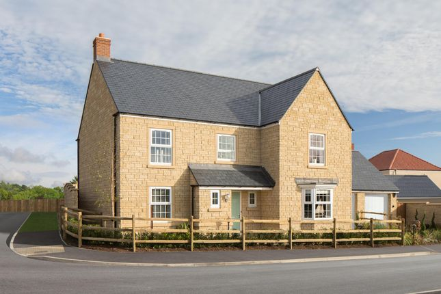 "Thumbnail Detached house for sale in ""Manning"" at Warminster Road, Beckington, Frome"